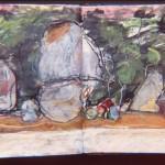 Whale Rock - Tidal River 1998